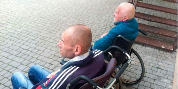 «Без ног и части головы». В Одессе изувеченных психбольных выселили на кладбище