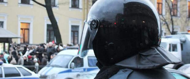 Как видит людей на митинге человек из полиции