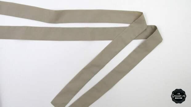 Стеганый шарф - трансформер к пуховику (DIY)