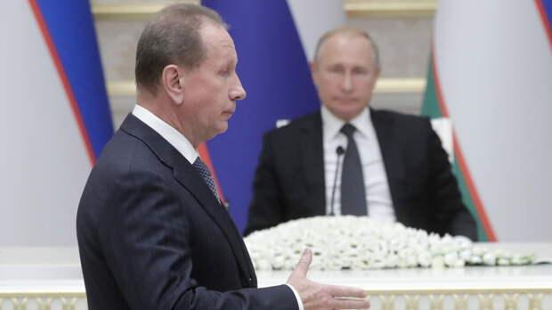 Путин принял предложение Золотова ужесточить в России оборот оружия