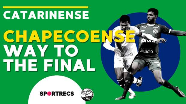 Catarinense. Chapecoense. Way to the final