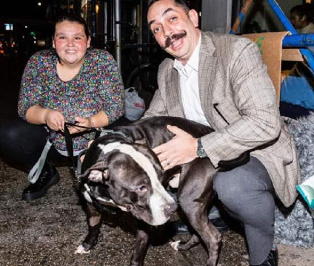 У бездомной женщины отняли собаку. Адвокат решил разобраться с такой несправедливостью