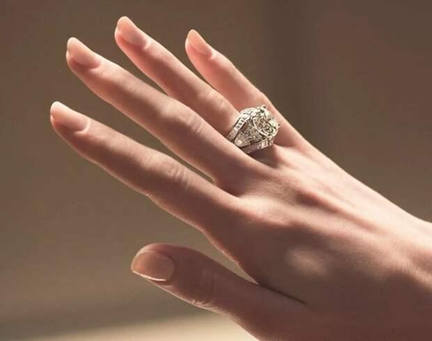 Заговариваем кольцо на защиту, удачу и деньги...