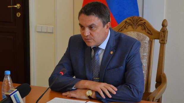 Глава ЛНР Пасечник рассказал о последствиях сближения Киева с НАТО для Донбасса