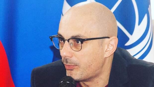 Гаспарян заявил о готовности «умереть» в предвыборной битве в Госдуму