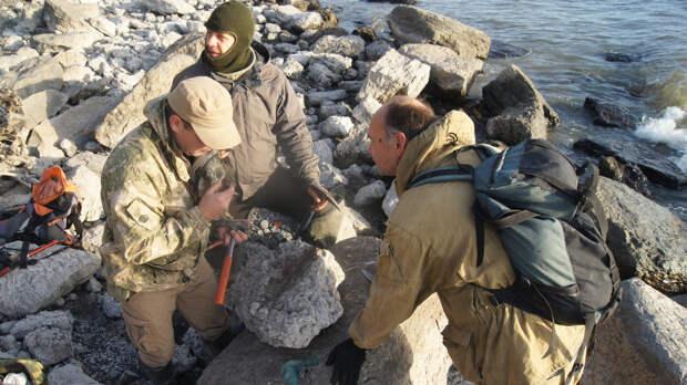 На рыбалку с кувалдой в Среднерусское море