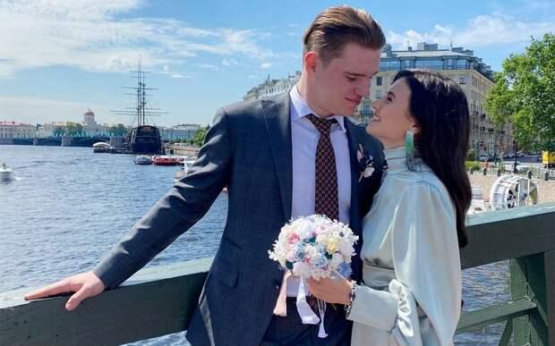 Подколзин: «Короче, я женился. Очень нервный день, но все прошло хорошо!»