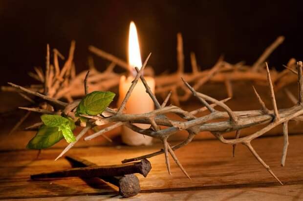 Сильные и действенные молитвы на Страстную пятницу для улучшения вашей жизни. Читайте с верою в сердце