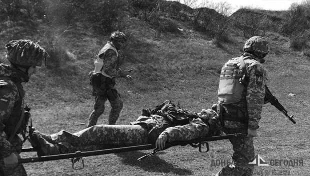 ВСУ заявляют о гибели бойца под Новотроицким