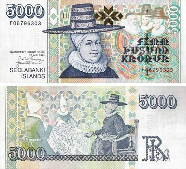 Попали на деньги: неожиданные личности на мировых банкнотах
