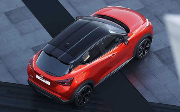 Новый Nissan Juke: легче, больше, злее