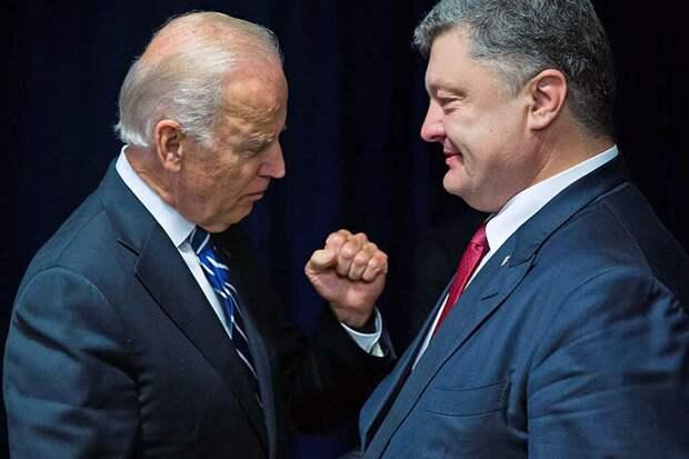 Байдену и Западу нужна диктатура в Украине?