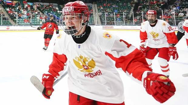 Комментатор Корнилов: «Мичков был лидером сборной России и по праву стал лучшим игроком ЮЧМ-2021»