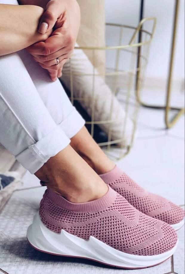 Модные кроссовки на сезон-осень-зима 2020/21