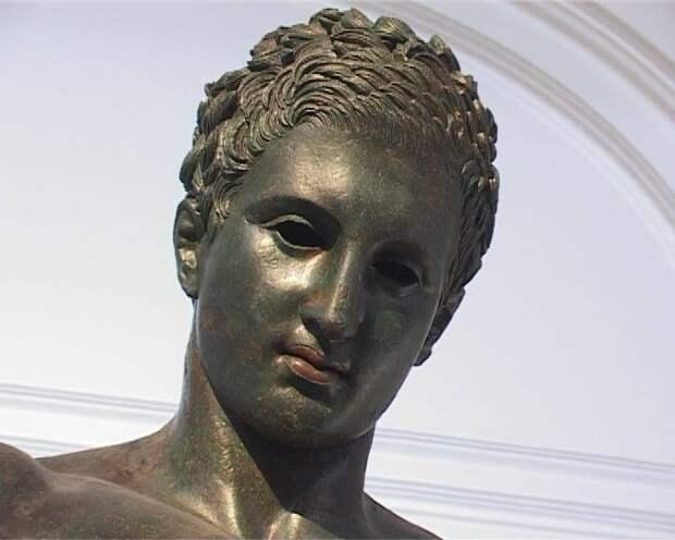 Хорватский Апоксиомен из-под воды. Античная цивилизация. Ч. 2