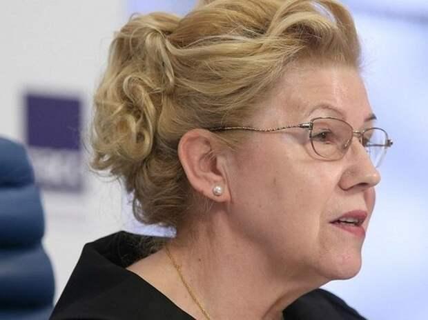 СК сообщил результаты проверки данных о двойном гражданстве сенатора Мизулиной