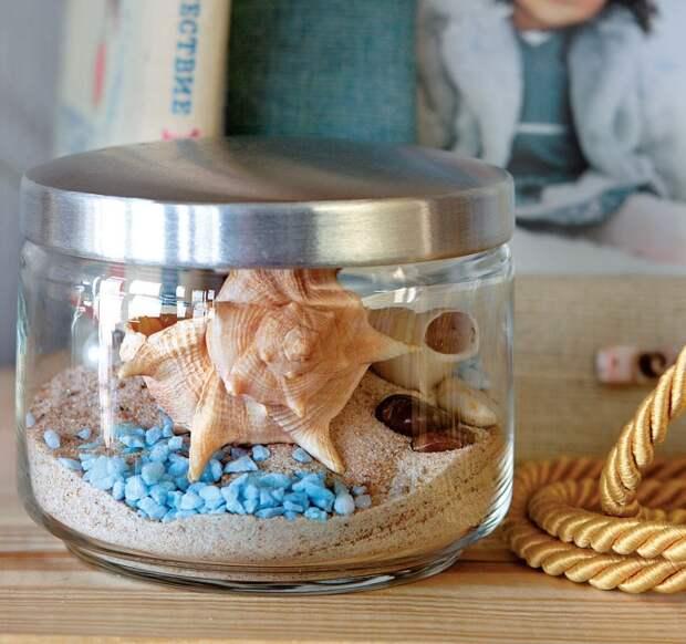 Фото 29 Море хендмейда: что можно сделать из ракушек? 95+ потрясающих идей для дома