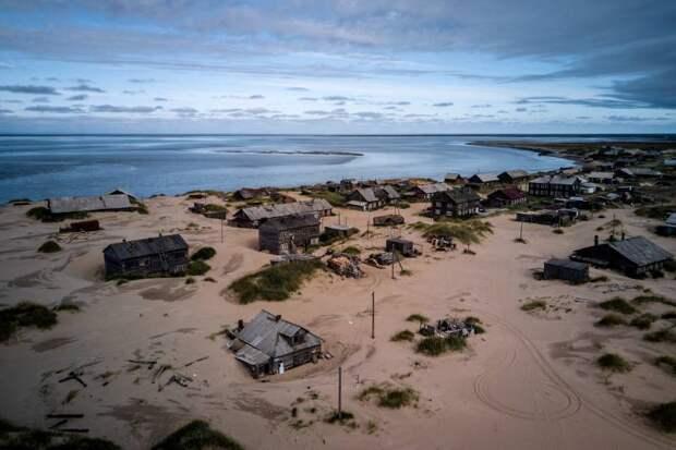 Жизнь на пляже: как выживает российское село