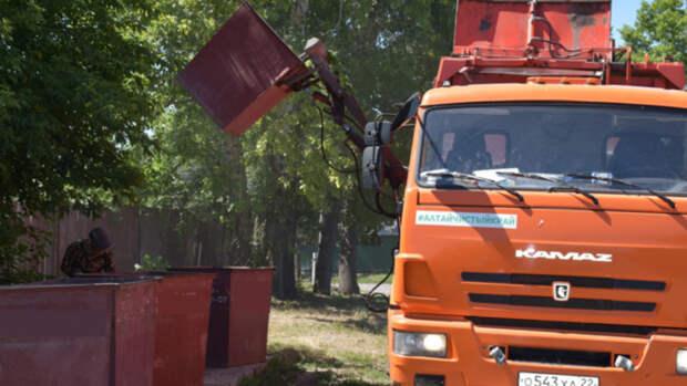 В Бийской зоне определили оператора по обращению с ТКО