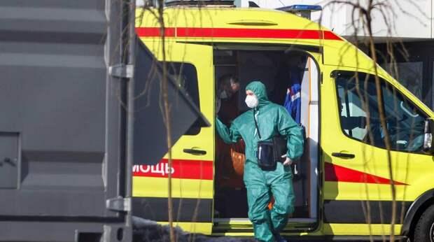 8 271 заболевших: свежая статистика по коронавирусу в России на 21 апреля