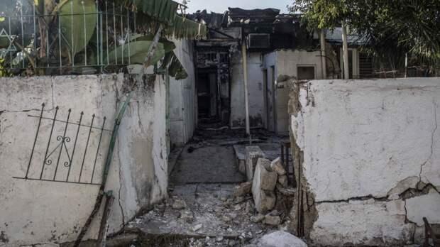 Почти весь сектор Газа остался без электричества