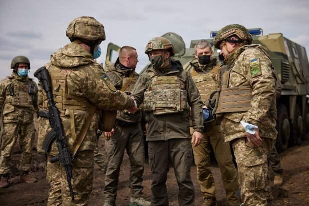 Зеленский по совету Путина не согласился говорить с главами ДНР и ЛНР