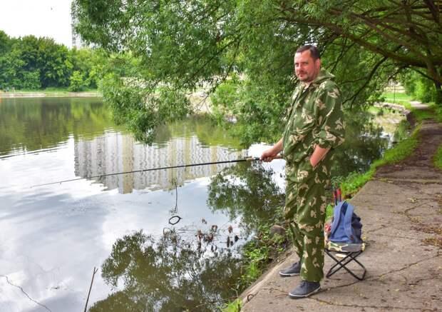 Житель Выхина-Жулебина поделился лучшими местами для рыбалки