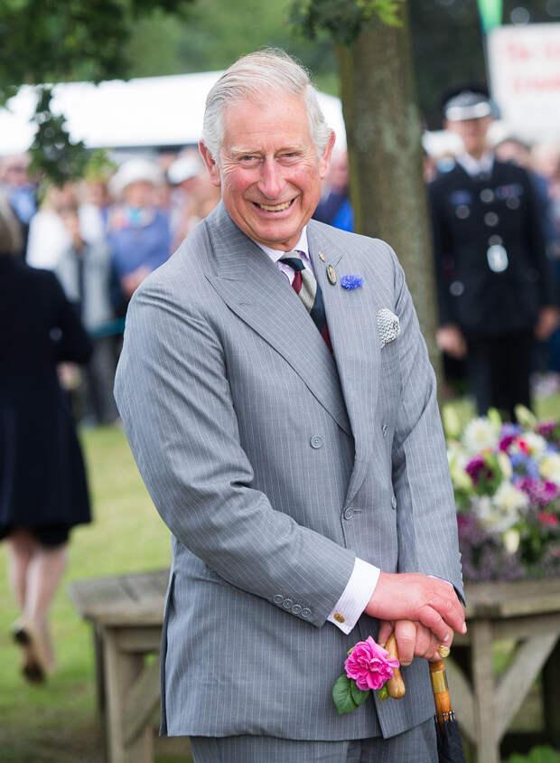 Принц Чарльз намерен открыть королевские дворцы для публики
