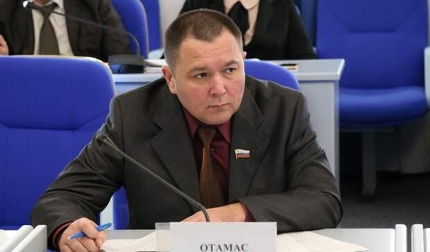 Депутата думы Ставрополья Виктора Отамаса обвинили в подделке подписей избирателей