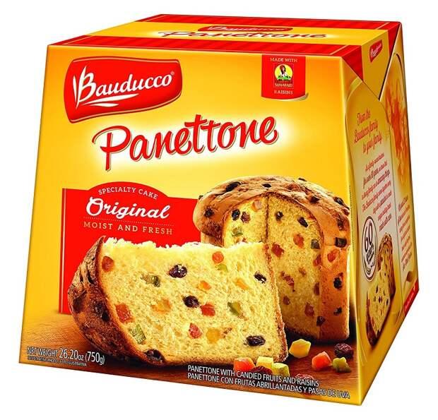 как приготовить итальянский пасхальный кулич