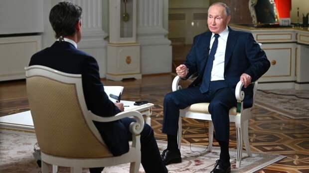 Политолог Мартынов низко оценил компетенции интервьюера Путина из NBC