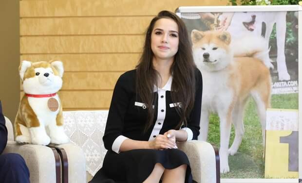 Алина Загитова вошла в рейтинг самых успешных звезд по мнению Forbes