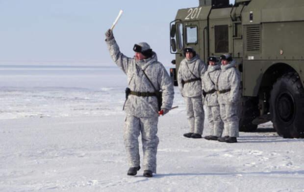 Зарубежным СМИ показали российскую военную базу в Арктике