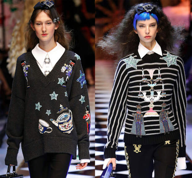 Женские свитера Dolce & Gabbana