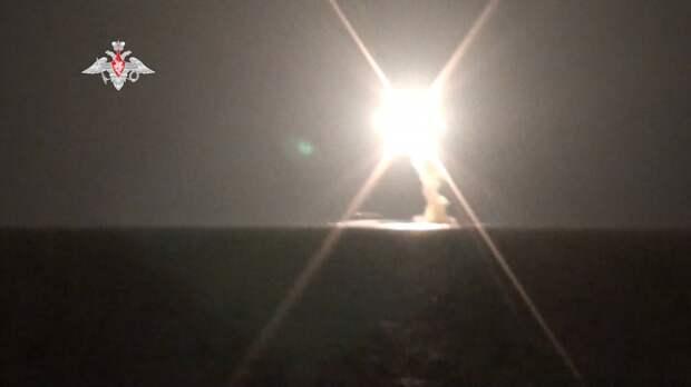 В России впервые провели пуск гиперзвуковой ракеты «Циркон» с подлодки