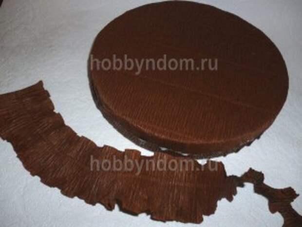 рог изобилия из конфет (23)