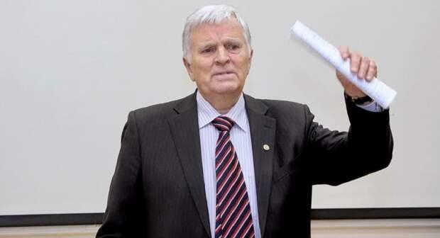 Украинский академик в Москве научно опроверг «исторические» теории Киева