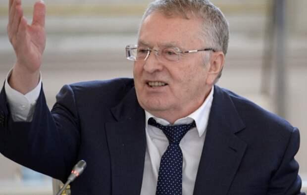 Экс-министр экономики напомнил Жириновскому, кому принадлежат золотые запасы России