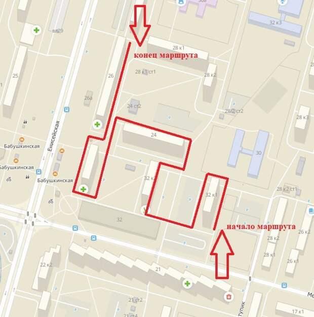 Содержание территорий дворов на Енисейской и Менжинского проверят на субботнем обходе