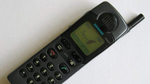 Насколько сильно изменились мобильные телефоны с начала их появления до современности