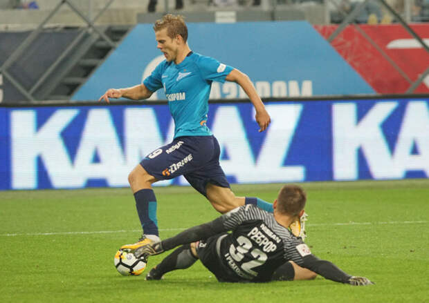 Аршавин сменит Рибалту на посту спортивного директора «Зенита» и вернет Кокорина?