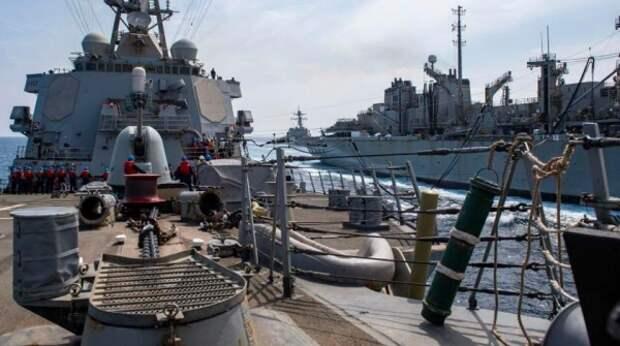 СМИ рассказали о провокации США в Черном море перед саммитом в Женеве