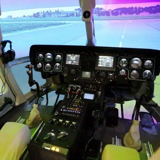 «Технодинамика» оснастила сызранский филиал центра ВВС учебными средствами нового поколения