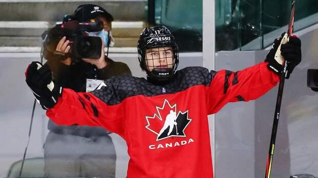 Канада громит соперников на ЮЧМ, 15-летний вундеркинд Бедард творит историю. Но в финале у России будут шансы