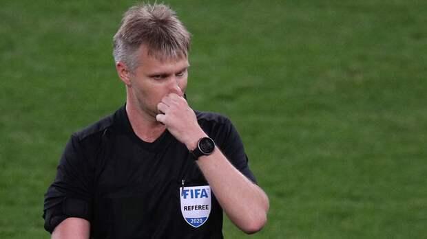 В УЕФА подтвердили 10-летнюю дисквалификацию судьи Лапочкина