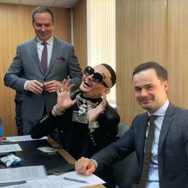 Моргенштерна оштрафовали на 100 тысяч рублей за пропаганду наркотиков. Но для рэпера это не деньги