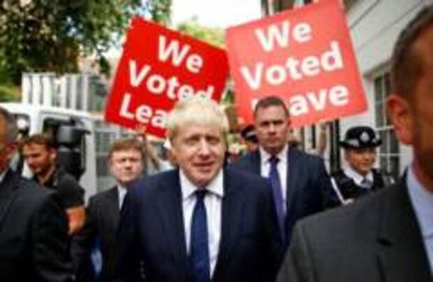 Борис Джонсон стал премьер-министром Британии