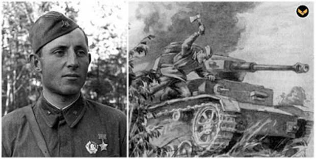 Как советские бойцы прямо из под носа противника, угоняли немецкие танки