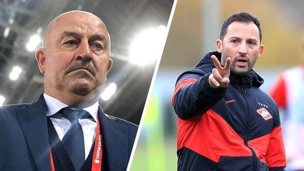 Кутепов: «Между Черчесовым и Тедеско нет ничего общего, абсолютно разные тренеры»