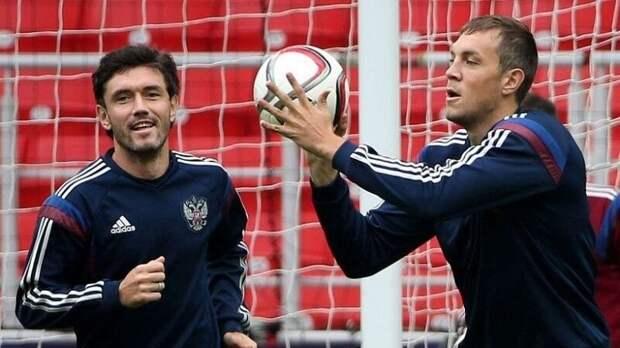 Российский защитник Жирков вошел в топ-5 самых возрастных игроков Евро-2020